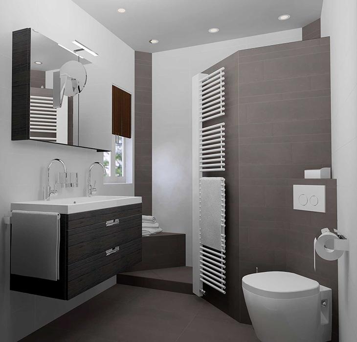 24/7 InterieurEen kleine badkamer verdient een mooi design - 24/7 ...